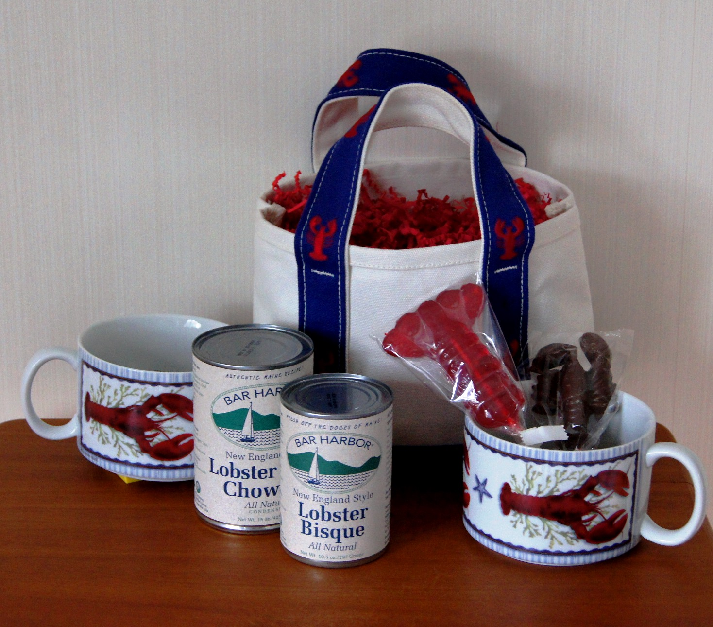 Maine Gift Baskets, Maine Gifts, New England Gift Baskets, New ...